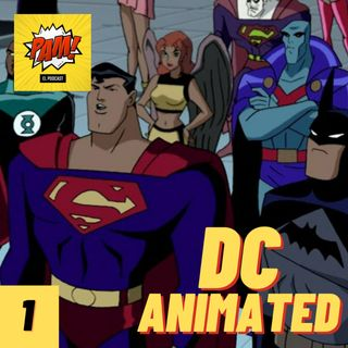 DC Animated P1 T2021