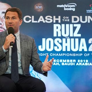 Inside Boxing Daily: What's up with Ruiz-Joshua II, Vergil Ortiz looks the part, and Cuban legends and failings