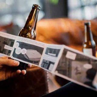 Comic Beer: rilassarsi gustando birra artigianale e leggendo un fumetto d'autore