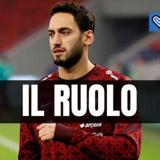 Come giocherà Hakan Calhanoglu nell'Inter di Inzaghi