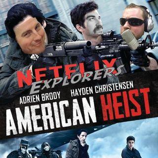 LEGEND + American Heist