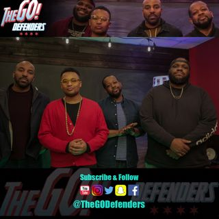 GO! Defenders Podcast - More Than A Super Bowl Episode 2