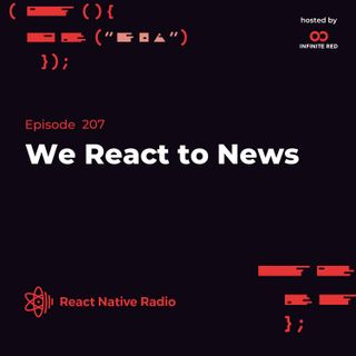 RNR 207 - We React to News