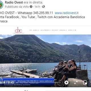 Diretta FaceBook , You Tube , Twitch con Accademia Bandistica Comasca
