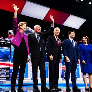 Episode 815 | Democratic Debate Brawl! | The Inept Oligarch | Contested Convention