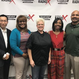 Family Business Radio, Episode 4: Valencia and Ozzie Giles, Lawrenceville-Suwanee School of Music, Melissa Gunderson, Morsels by Melissa, an