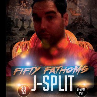 j-SPLiT - J is for Joker  Halloween Show