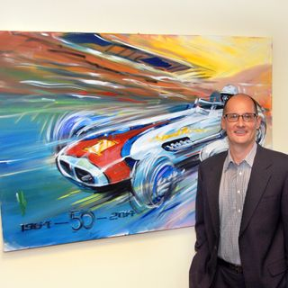 Ep. 802 - Bryan Sperber (President, Phoenix Int. Raceway)