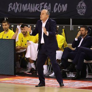 """Txus Vidorreta: """"Nuestra defensa ha sido muy buena"""""""