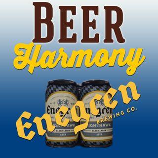 Enegren Brewing Company's Nighthawk Schwarzbier