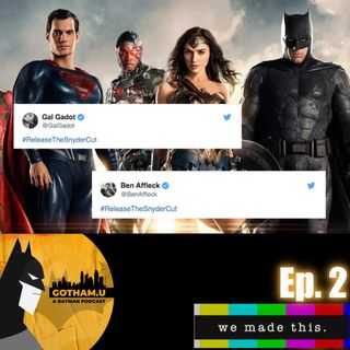 2. The Snyder Cut
