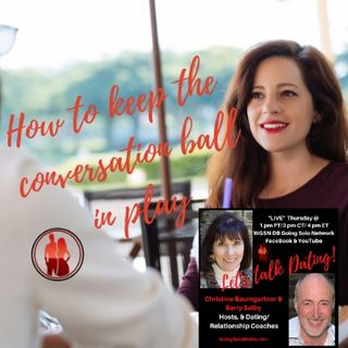 How To Keep The Conversation Ball In Play