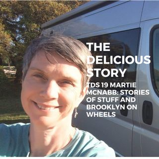 TDS 19 MARTIE MCNABB STORIES OF STUFF AND BROOKLYN ON WHEELS