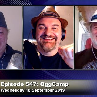 FLOSS Weekly 547: OggCamp