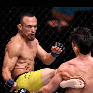"Danny Chávez,  ""The Colombian Warrior"",  inició su historia en la UFC"