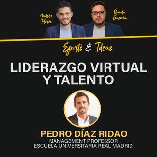 Pedro Díaz Ridao: Liderazgo virtual y talento
