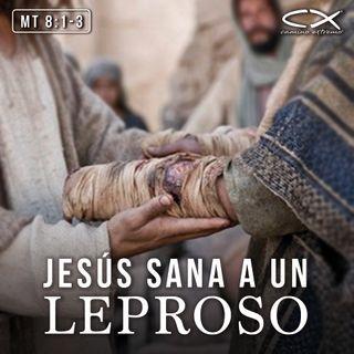 Oración 12 de febrero (Jesús sana a un leproso)