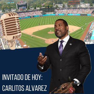 Carlos Alvarez: Una de las voces de Fox Deportes en el Baseball