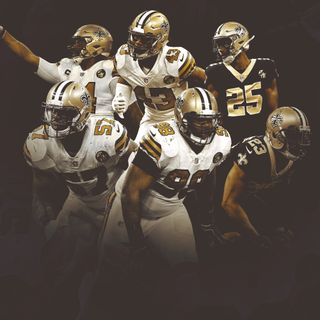 The Fifth Quarter Super WildCard New Orleans Saints Post Game Reaction Show