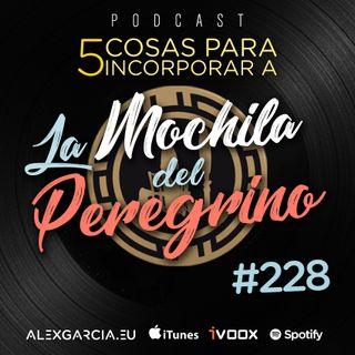 La mochila del Peregrino con Álex García (Semana 25)(2020)