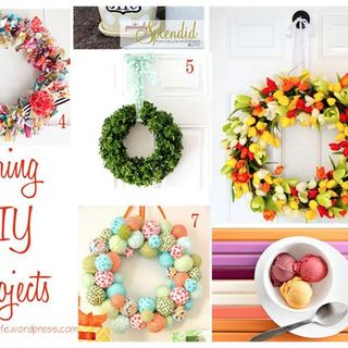 Saturday Social: Spring and Summer DIY Projects