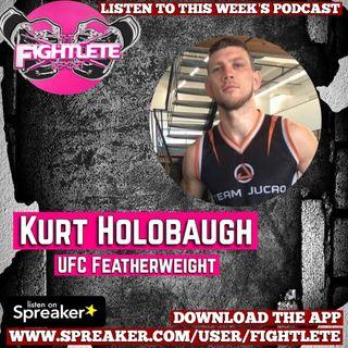 UFC230 KurtHolobaugh Fightlete Report Interview