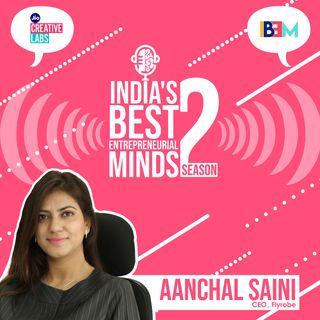 Pioneering the premium fashion rental industry in India featuring Aanchal Saini, Flyrobe