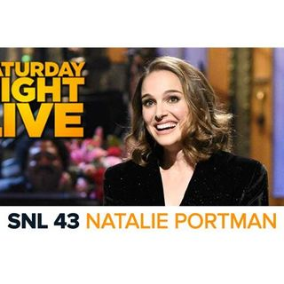 Natalie Portman Hosting Saturday Night Live Recap | Feb 3 Recap