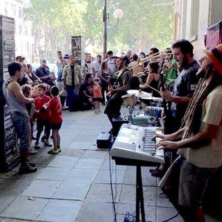 MusicalSpaces #4 - Paprika, Buenos Aires, Av. Dorrego y Corrientes, 2nd December 2015