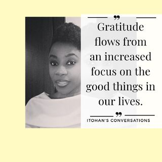 START SEEING DIFFERENTLY WITH GRATITUDE