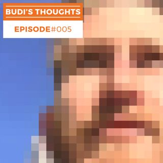 Budi's Thoughts #005: Starting a Record Label & Time Management For Music and Marketing