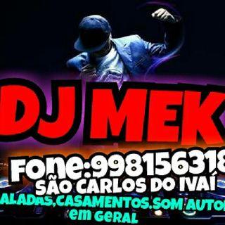 RADIO ELETRO FUNK DJ MEK