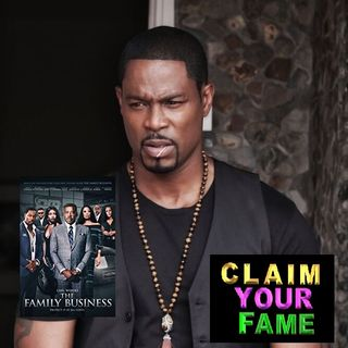 Actor Darrin Dewitt Henson is the Special Guest on The Claim Your Fame Radio Show