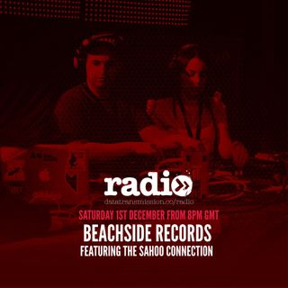 Beachside Records Radioshow Episode # 005 by The Sahoo Conection