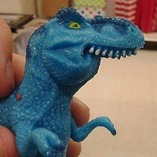 Vainas de la extición de los dinosaurios