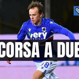 Calciomercato Inter, si insiste per Damsgaard ma c'è una rivale importante