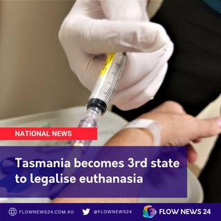 A difficult discussion on euthanasia as Tasmania legalises it and Victorian deaths climb