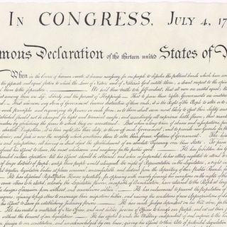 #191 The Declaration & the FAIRtax