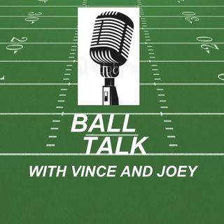 Draft Pre Ball Talk