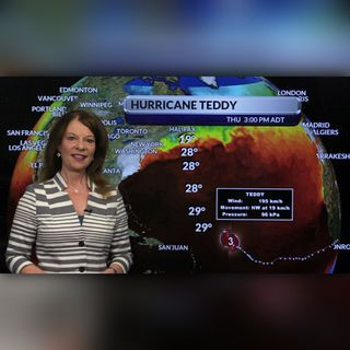 Our Atlantic Regional Afternoon Forecast with Cindy Day for September 17 2020