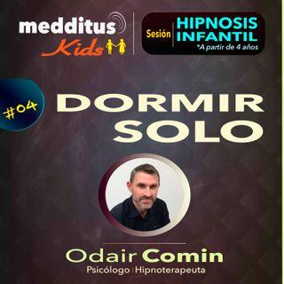 #04 Hipnosis Infantil para Dormir Solo | Dr. Odair Comin