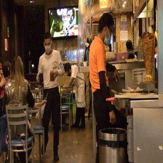 El sector restaurantero tendrá pérdidas millonarias por el nuevo cierre