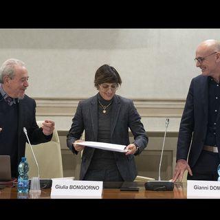 Giulia Bongiorno, ministro per la PA, e il Libro Bianco sull'Innovazione di FPA
