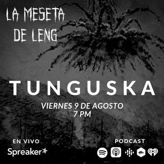 Conspiración de Tunguska