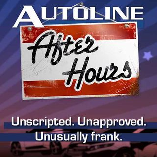 Autoline After Hours 60 - Branding Bland