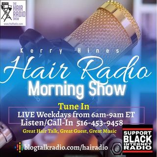 The Hair Radio Morning Show LIVE #549  Thursday, April 1st, 2021