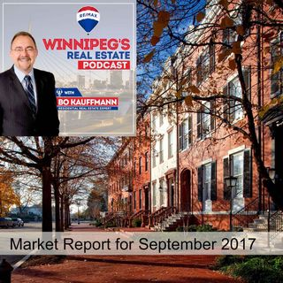 Winnipeg Real Estate Market September 2017