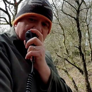 Join me as I work HF amateur radio from deep in a Valley