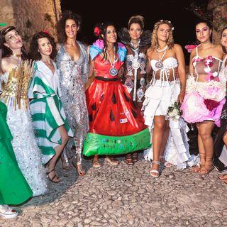 SfilataFrasso: 9 abiti di moda ecologica in passerella