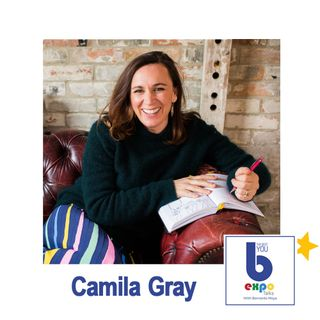 Camilla Gray at The Best You EXPO